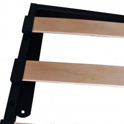Разглобяема рамка с планки за механизъм